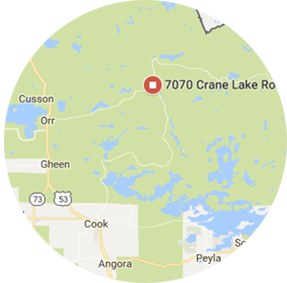 crane lake mn campgrounds